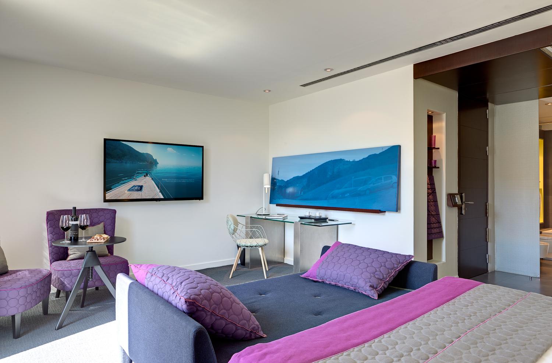 Habitaciones del hotel sixtytwo en pleno centro de barcelona for Hotel barcelona habitacion familiar