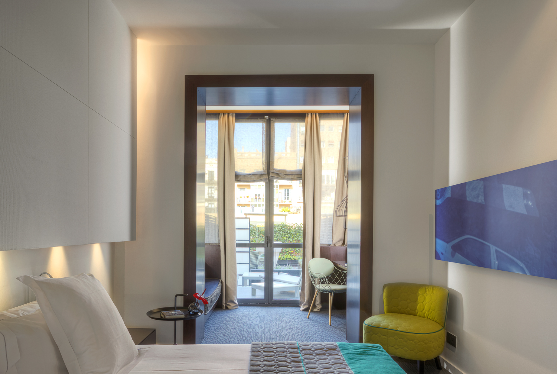 Habitaciones del hotel sixtytwo en pleno centro de barcelona Habitacion hotel barcelona