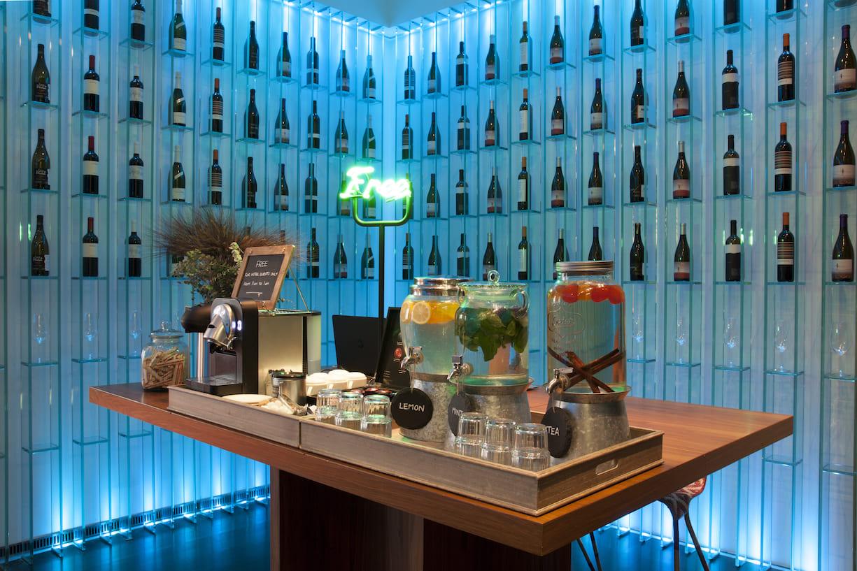 Sixty Two Lounge free corner en Barcelona